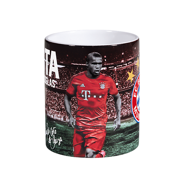 Player Mug Douglas Costa