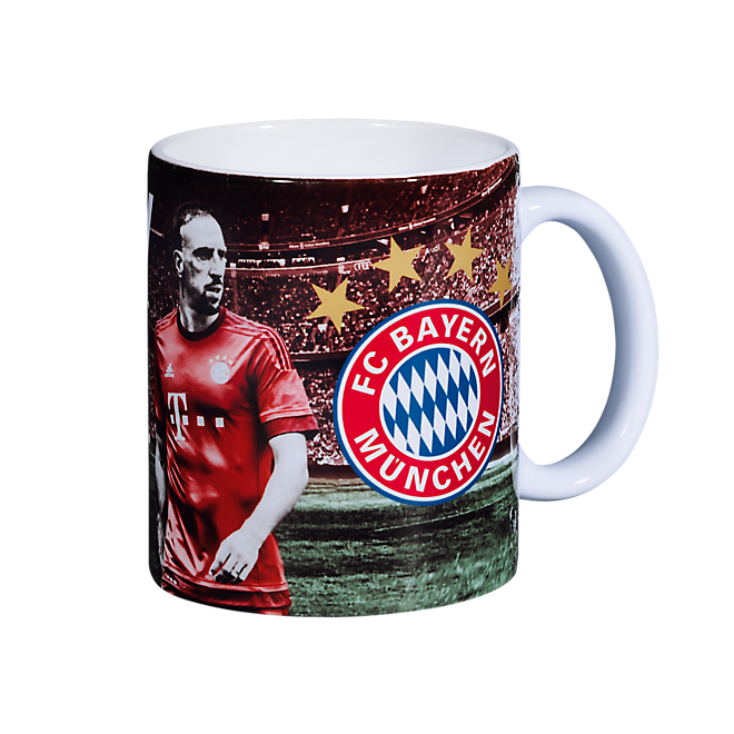 Player Mug Franck Ribéry
