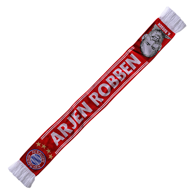 Player Scarf Arjen Robben