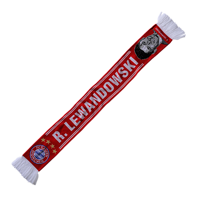 Player Scarf Robert Lewandowski