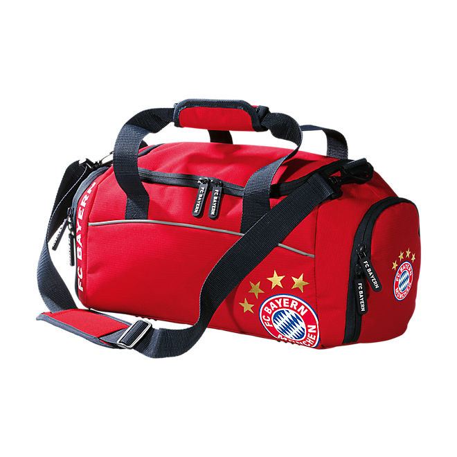 FC Bayern Sports Bag