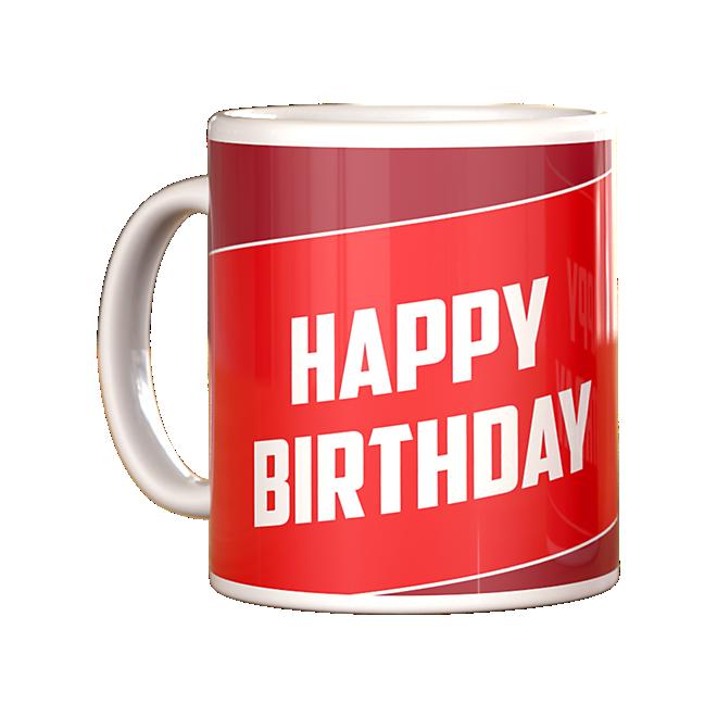 Taza Happy Birthday (feliz cumpleaños)