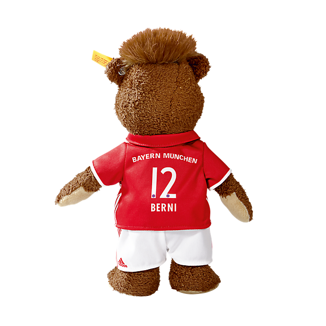 Steiff Berni Figure with Suitcase