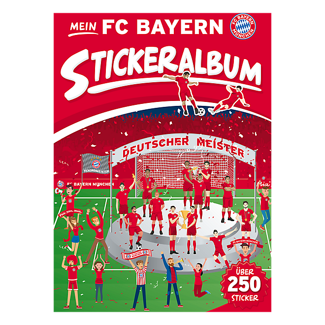 Sticker Album Set