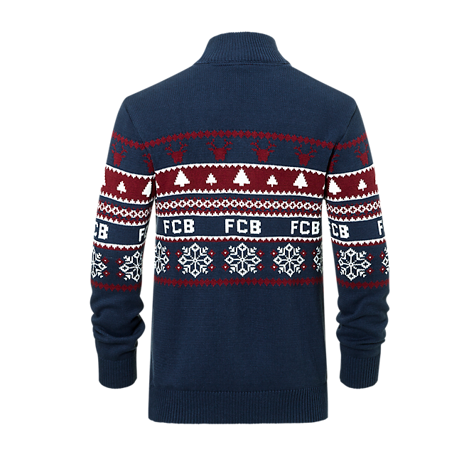 Half-Zip Sweater Norway