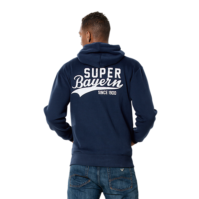 Hooded Jacket Super Bayern