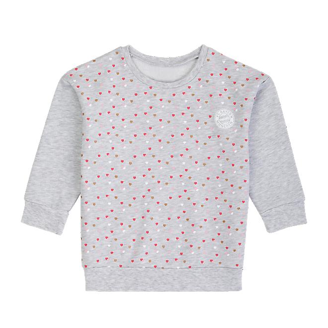 Sweatshirt Baby Hearts
