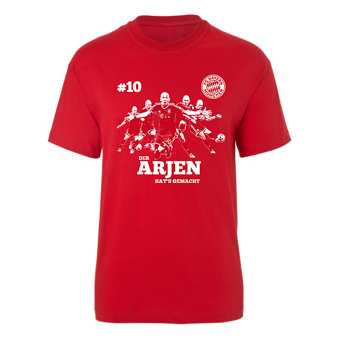 T-Shirt Arjen Robben