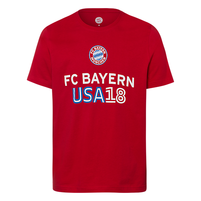 T-Shirt Audi Summer Tour USA 18