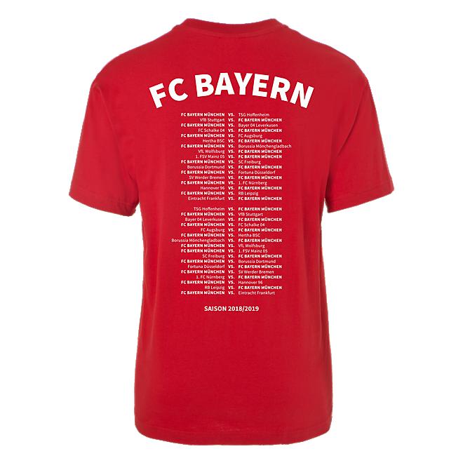 Shirt Bundesliga-Tour 2018/2019