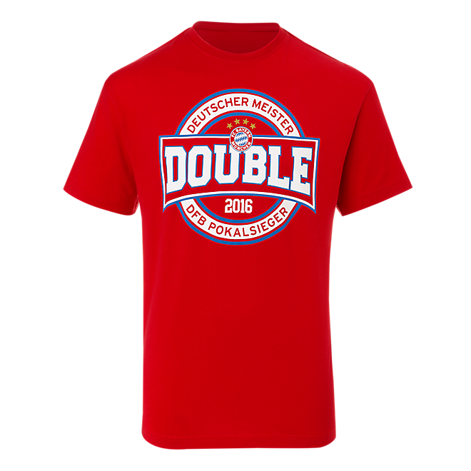 T-Shirt Double 2016