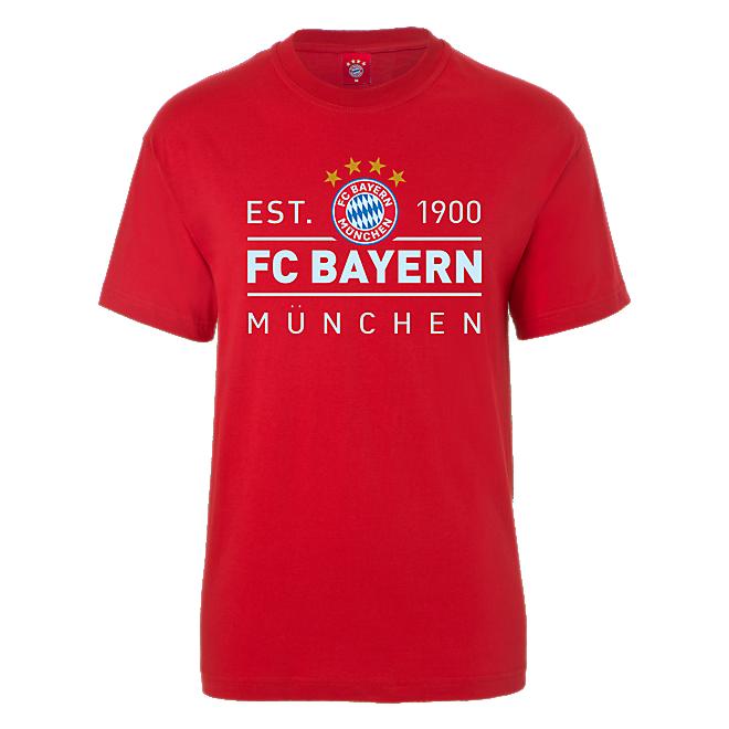 T-Shirt FC Bayern
