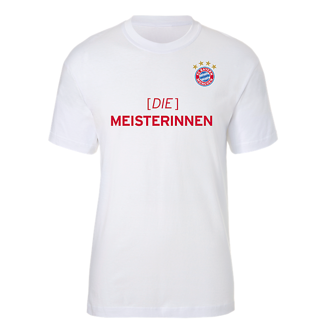 T-Shirt German Champions 2015 (Women Team)