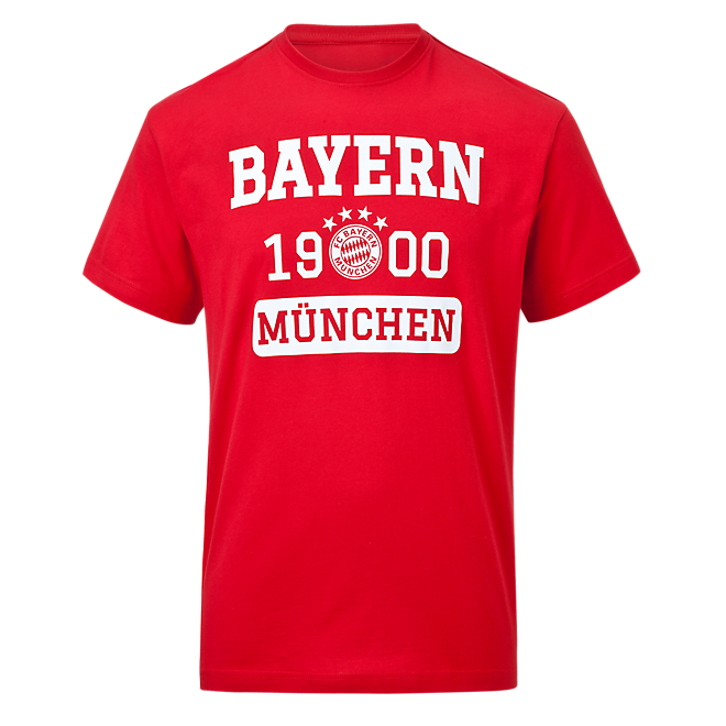 T-Shirt Graphic Bayern 1900