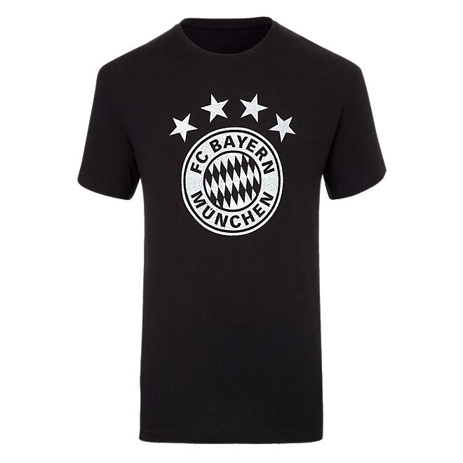 T-Shirt Graphic Cracked Logo