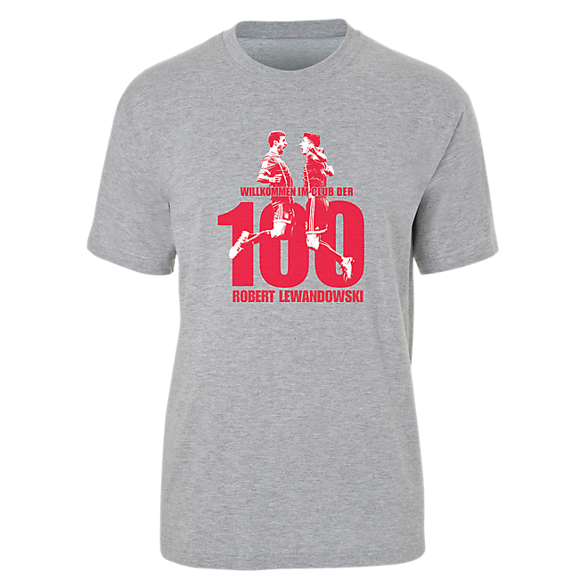 T-Shirt Lewandowski 100 Tore