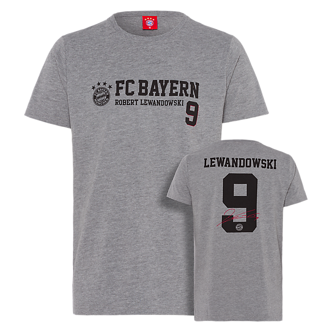 Camiseta Lewandowski