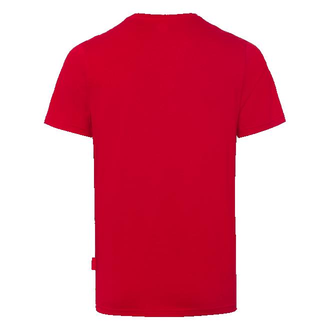 Camiseta con el emblema
