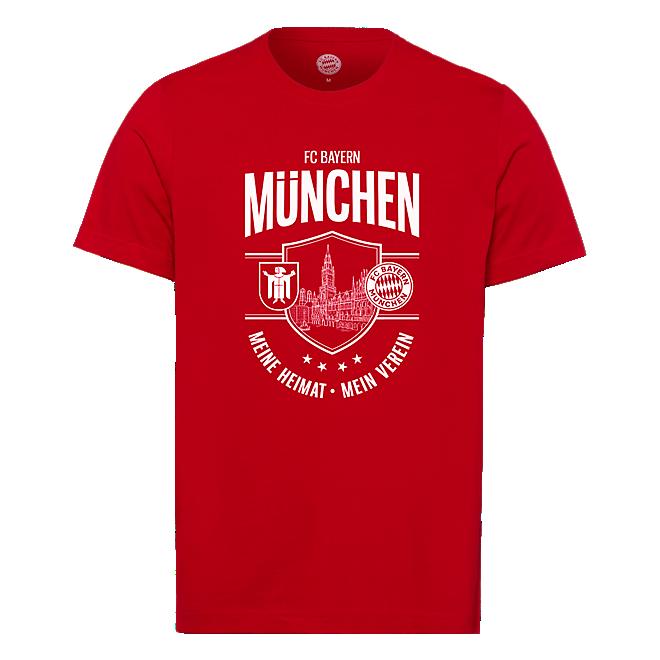 Camiseta MEINE HEIMAT MEIN VEREIN