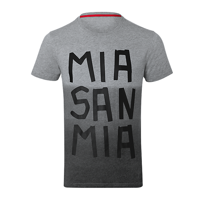 t shirt mia san mia official fc bayern online store. Black Bedroom Furniture Sets. Home Design Ideas