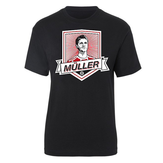 T-Shirt Müller