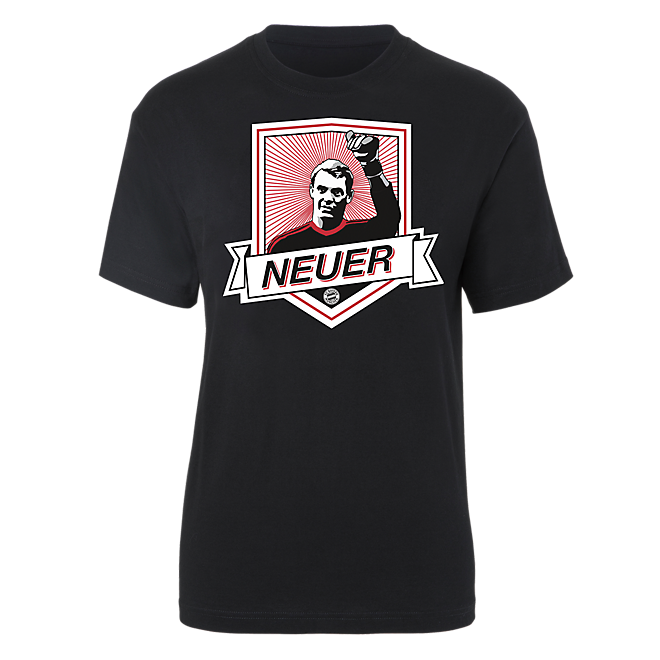 T-Shirt Neuer