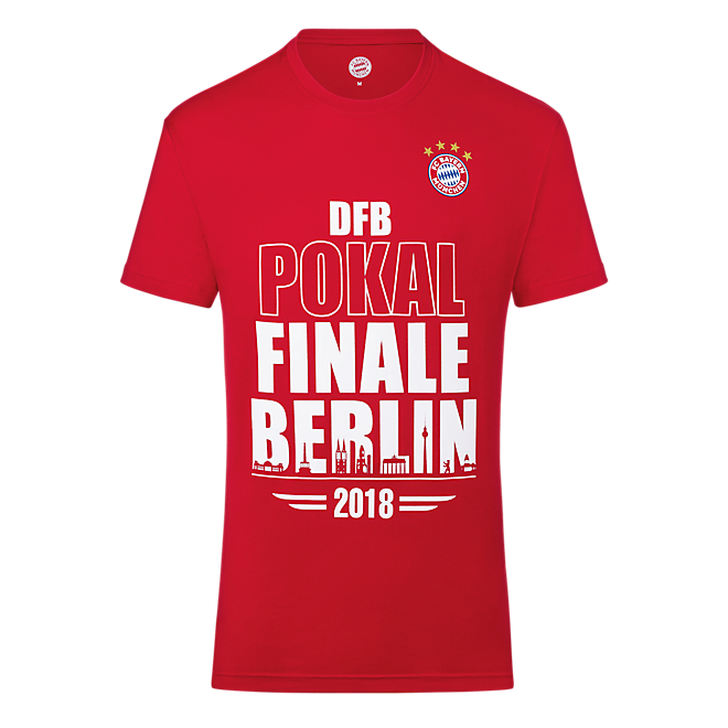 T-Shirt Pokalfinale 2018