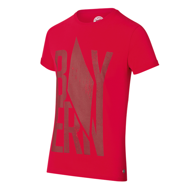 T-Shirt Diamond red