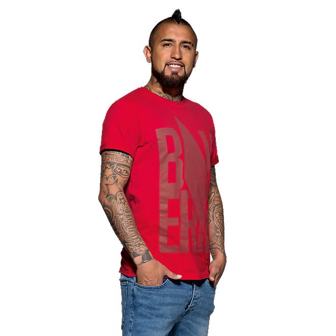 T-Shirt Diamond red