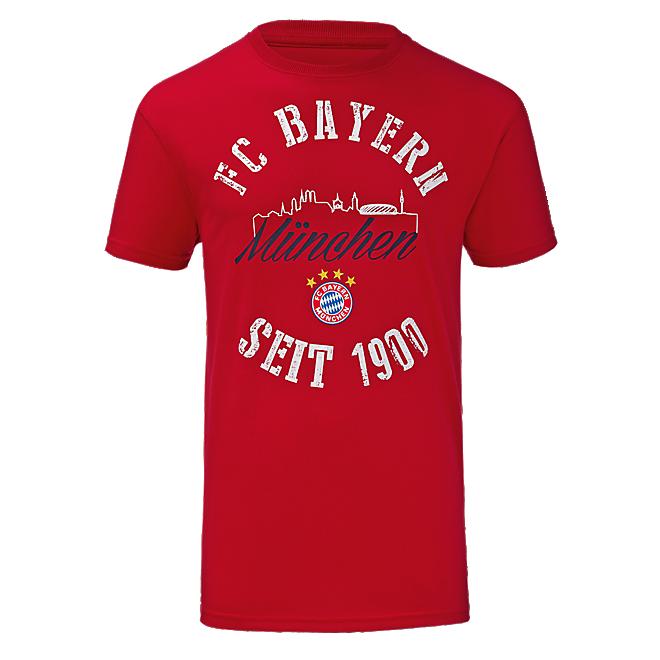 T-Shirt seit 1900