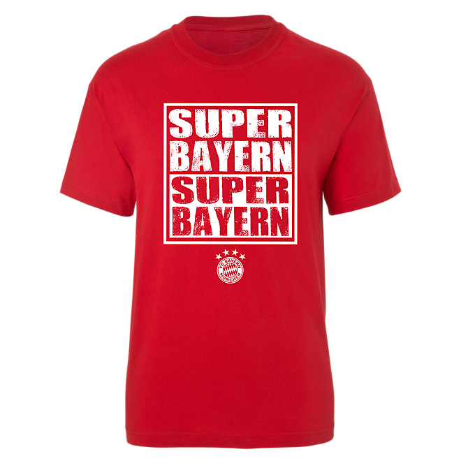 T-Shirt Super Bayern