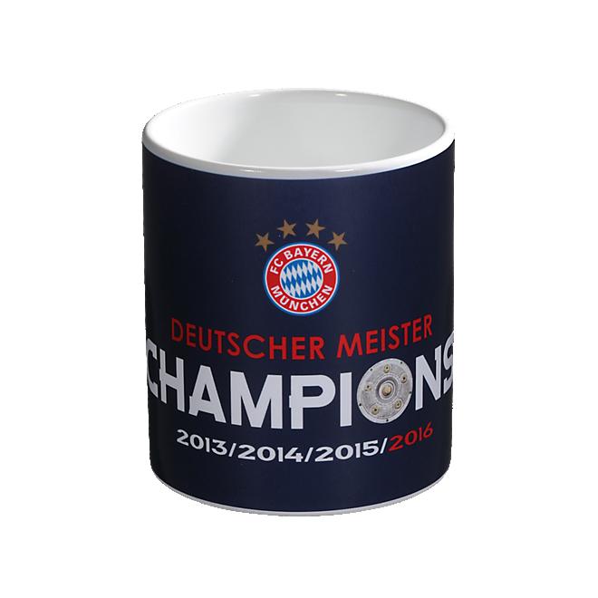 Tasse Deutscher Meister 2016