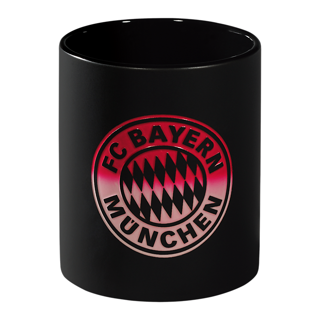Magic Logo Mug Black