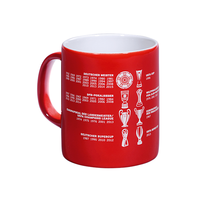 Mug Honours