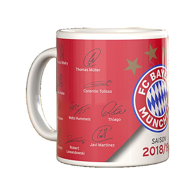 Mug Signature 2018/19
