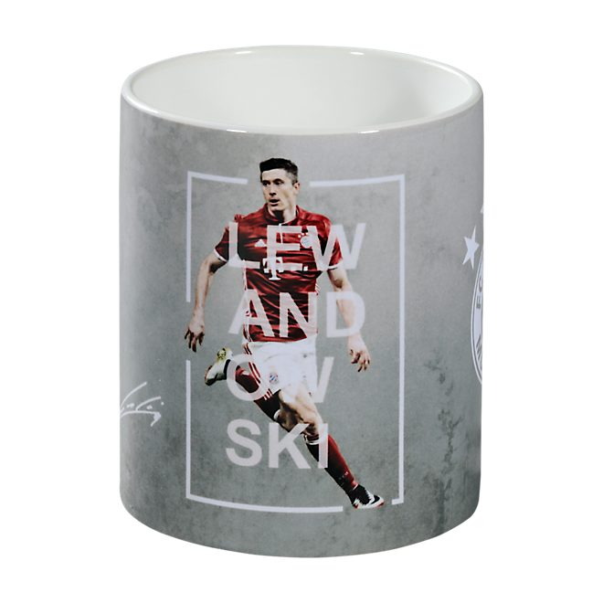 Cup Player Lewandowski