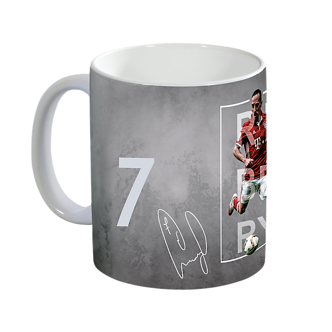 Player Mug Ribéry