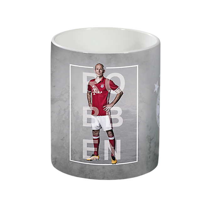 Player Mug Robben