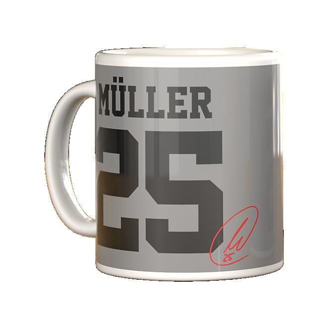 Taza de T. Müller