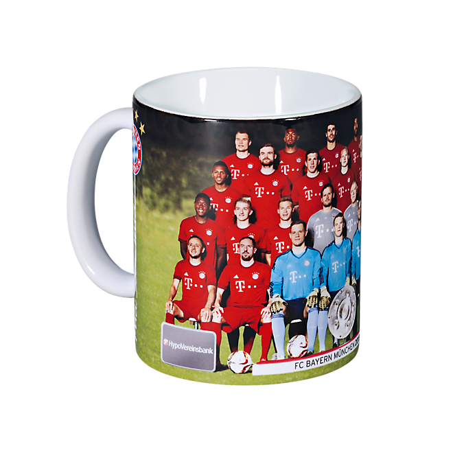 Coffee Cup Team 2015/16