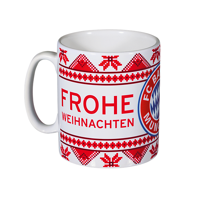 tasse weihnachten offizieller fc bayern fanshop. Black Bedroom Furniture Sets. Home Design Ideas