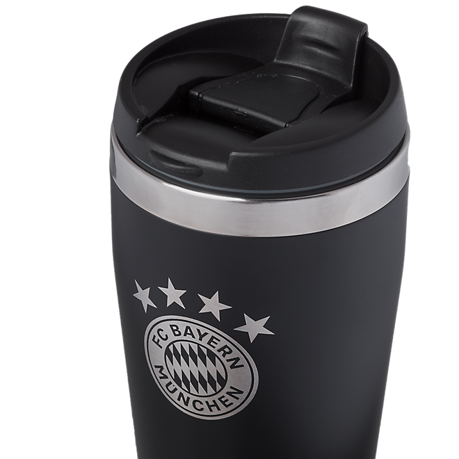 Thermos Cup Black