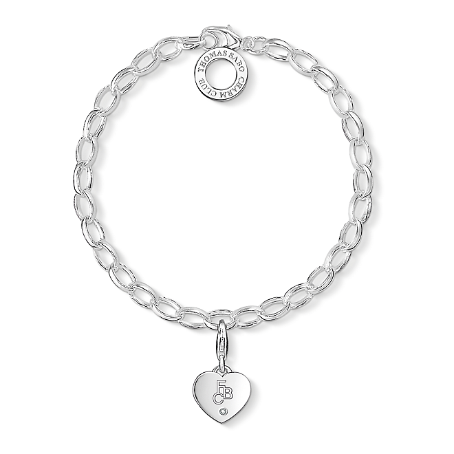 Thomas Sabo Charm Wristband (incl. Heart)