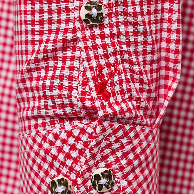 Camisa Tracht a cuadros