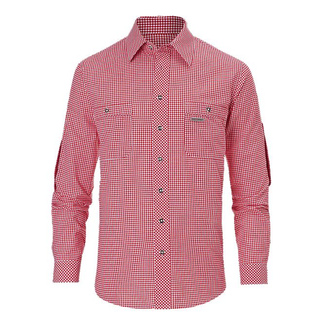 Trachtenhemd Karo