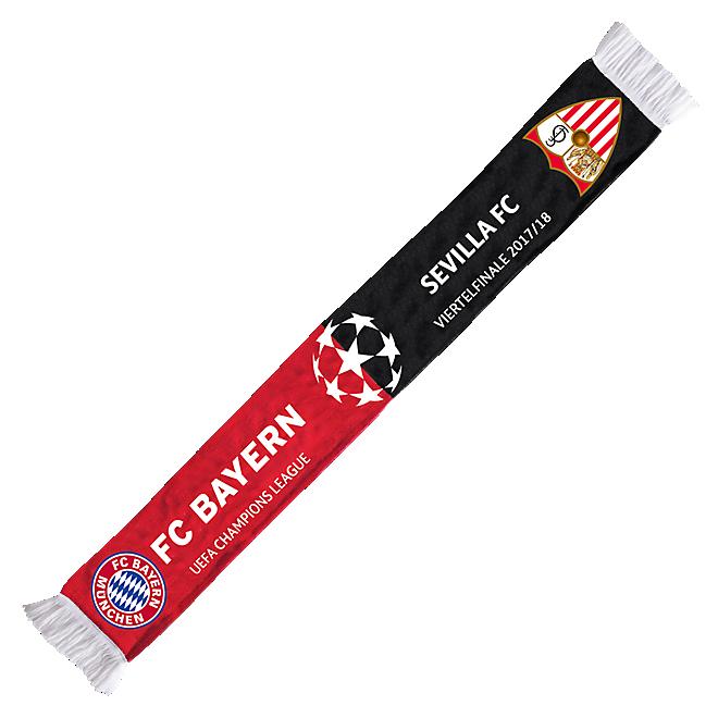 UCL Scarf FC Sevilla Last 8 2018