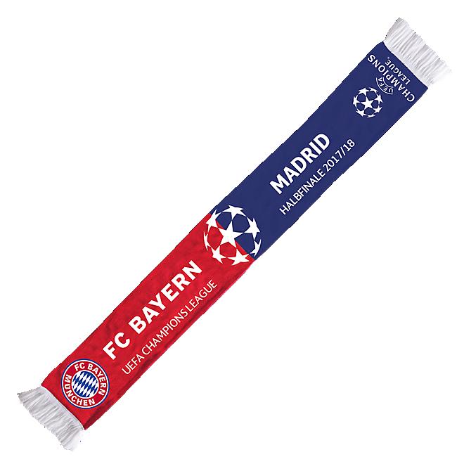 UCL Schal Real Madrid Halbfinale 2018