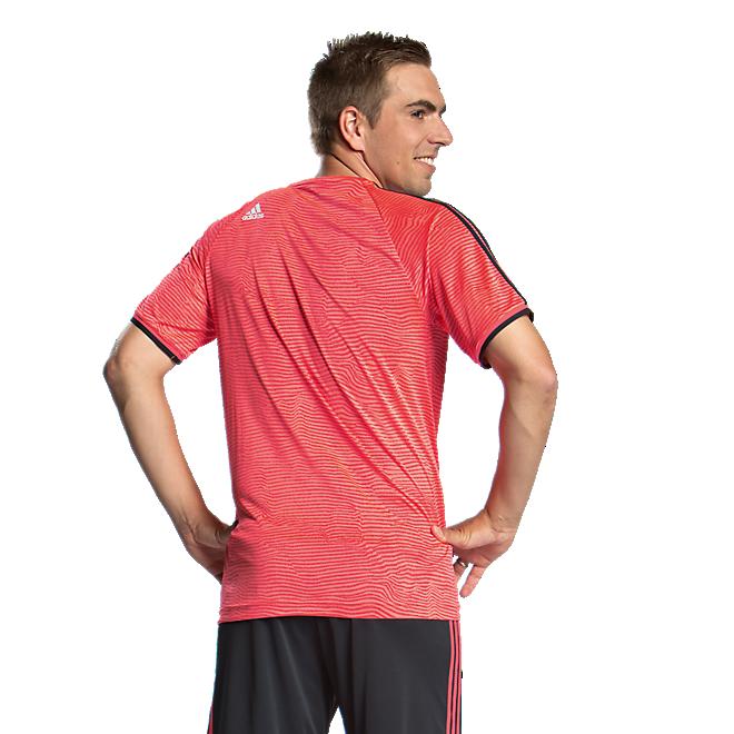 UCL-Teamline Trainingsshirt flash red