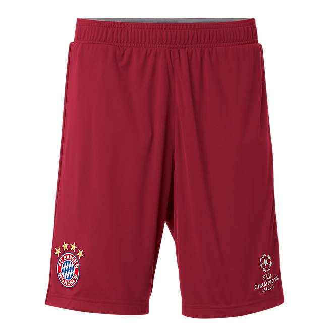 UCL-Teamline Trainingsshort