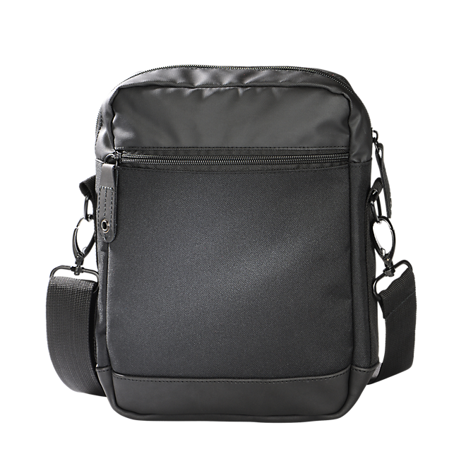 Small Satchel Black Logo